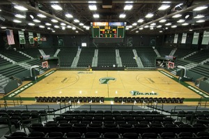 Devlin Fieldhouse (once known as Tulane Gym)